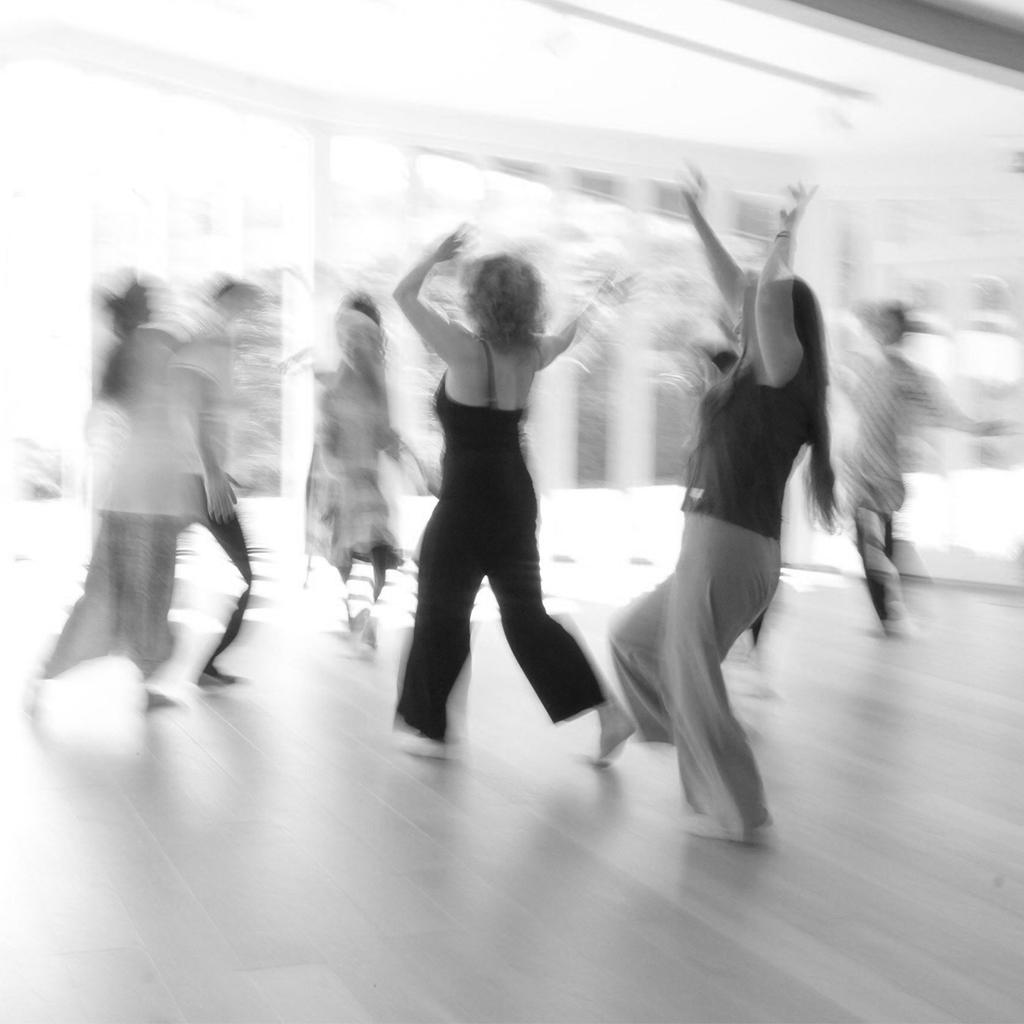 Vrij dansen